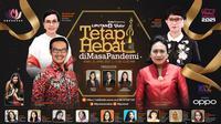 Acara Anugerah Perempuan Hebat Indonesia 2021 akan diselenggarakan oleh Liputan6.com bertepatan dengan peringatan Hari Kartini, 21 April 2021 pukul 11.00-12.30 WIB.