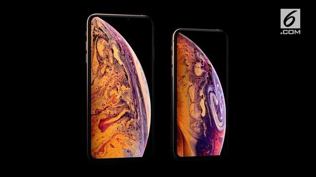 Apple akhirnya resmi mengumumkan ketiga iPhone generasi terbarunya, iPhone XS, iPhone XS Max, dan iPhone XR.