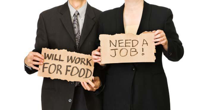 Ilustrasi Penggangguran