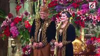 Pernikahan Kahiyang Ayu - Bobby Nasution (Vidio.com)