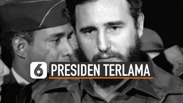 Masa jabatan presiden Indonesia sedang ramai diperbincangkan. Indonesia pernah dipimpin Soeharto lebih dari 30 tahun.