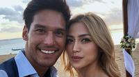 Jessica Iskandar dan Richard Kyle [foto: instagram/richo_kyle]