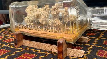 Edelweis Kelimutu, Sisi Lain dari Keindahan Danau Kelimutu