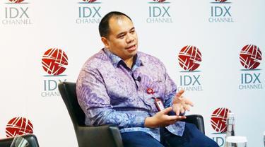 Komisaris Bursa Efek Indonesia (BEI) Pandu Patria Sjahrir