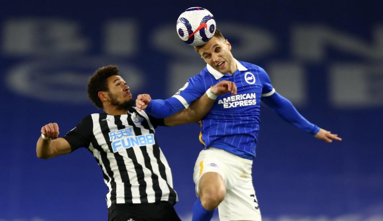 FOTO: Menang 3-0 atas Newcastle United, Brighton Menjauh dari Zona  Degradasi - Inggris Bola.com
