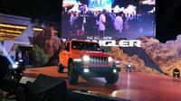 Jeep Wrangler (JL) terbaru akhirnya resmi diluncurkan di Indonesia. (Oto.com)