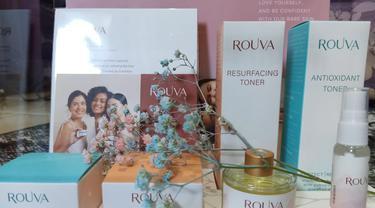 Review: Masker Calendula dan Toner untuk Kulit Berjerawat dari Rouva