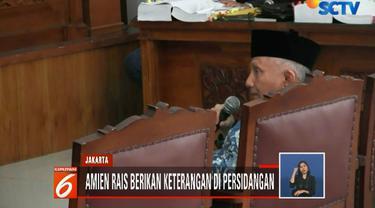 Ratna mengaku siap menjalani persidangan dan berharap tak ada lagi keterangan bohong dari para saksi yang dihadirkan.