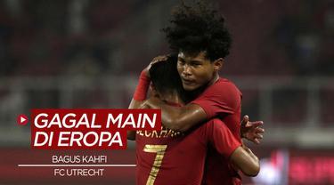 Berita video, komentar Pelatih Barito Putera tentang saga perpindahan Bagus Kahfi ke FC Utrecht
