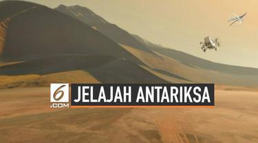 NASA umumkan misi ambisius dengan berencana mendaratkan sebuah drone di bulan Planet Saturnus.