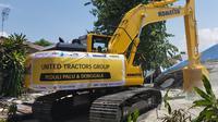 United Tractors turut membantu korban gempa Donggala dan Palu di Provinsi Sulawesi Tengah.