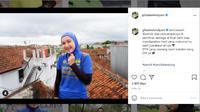 Wasit wanita Indonesia, Gita Dewi Mulyani. (dok. Instragram/gitadewimulyani)
