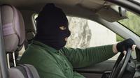 Ilustrasi pencurian mobil (iStockPhoto)