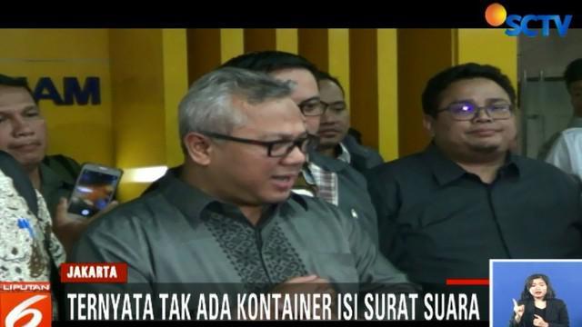 KPU segera membuat laporan resmi ke polisi agar penyebar hoaks jera.