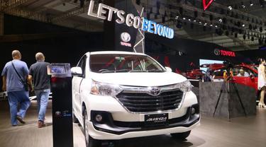 Toyota Avanza Limited
