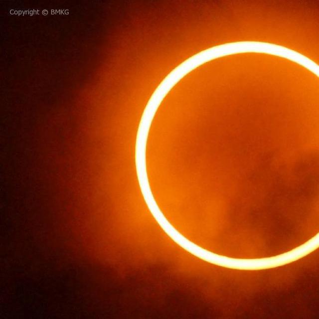 Catat Waktunya Gerhana Matahari Cincin Bakal Hadir Di