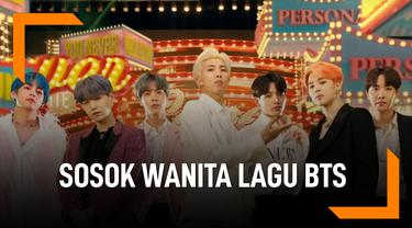 Sosok Wanita di Balik Keberhasilan Lagu BTS 'Boy With Luv'