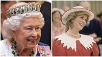 Deretan potret masa kecil dan masa kini para anggota kerajaan. (Sumber: Brightside)