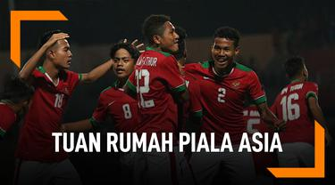 Tuan Rumah Kualifikasi Piala Asia U-16 2020, Ini Komentar PSSI