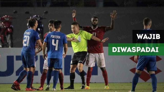 Hal yang mesti diwaspadai Timnas Indonesia saat menghadapi Filipina di Piala AFF 2018 nanti.