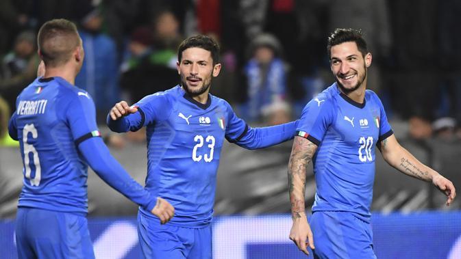italia vs finlandia: wonderkid juventus diberi kesempatan