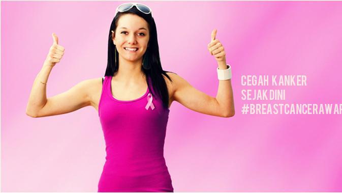 5 Cara Agar Terhindar Dari Kanker Payudara - Beauty Fimela.com