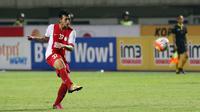 Muchlis Hadi Ning, PSM Makassar. (Bola.com/Nicklas Hanoatubun)