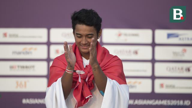 Daftar Atlet Indonesia Peraih Medali Emas di Asian Games