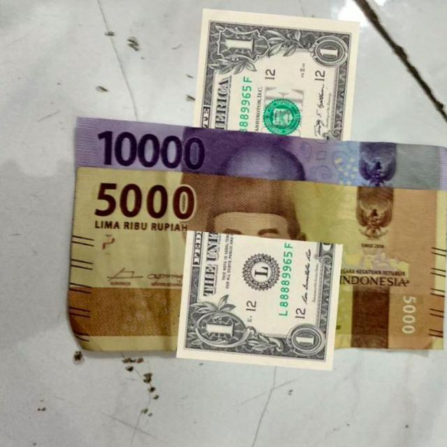 Gambar Uang Lucu Bergerak 8 Meme Kocak Saat Dolar Naik Lucu Sekaligus Bikin Enggak Panik