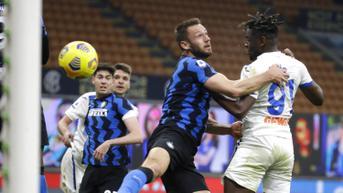 Prediksi Inter Milan vs Atalanta di Liga Italia: Peluang Tim Tamu Coreng Catatan Nerazzurri