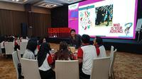 Leadership Development Djarum Beasiswa Plus 2019/2020 Batch 5 yang berlangsung di Eastparc Hotel, Yogyakarta, pada Senin (17/02/2020). (Foto: Wuri Anggarini)