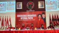 Sekjen PDIP Saat Konsolidasi Organisasi Internal Partai di Surabaya. (Foto: Dokumentasi PDIP)