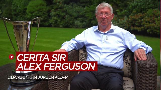 Berita Video Sir Alex Ferguson Dibangunkan Jurgen Klopp Dinihari Ketika Liverpool Juara Premier League