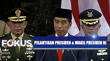 Dalam pidato awal masa jabatannya, Presiden Jokowi menegaskan akan mencopot para menteri atau pejabat yang tidak serius bekerja.
