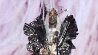 Lady Gaga dalam MTV VMA 2020 (MTV via AP)