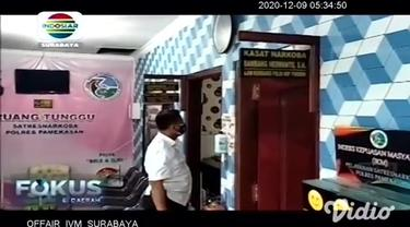 Polres Pamekasan menangkap sembilan pelaku, yang sedang berpesta narkoba jenis pil ekstasi di sebuah hotel dan tempat karaoke di Madura, Jawa Timur. Kemudian, untuk sembilan pelaku terancam hukuman 5 hingga 10 tahun penjara.