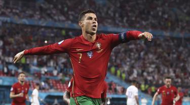 Cristiano Ronaldo - Portugal - Euro 2020