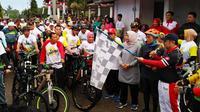 Gowes Nusantara 2019 Etape Bengkulu Selatan