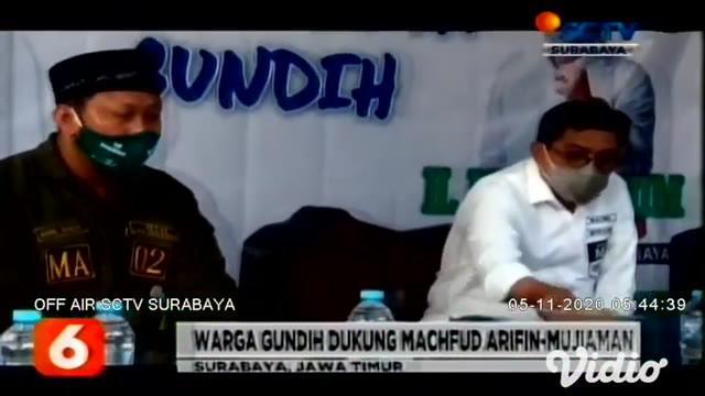 Setelah 10 tahun tak terlibat dalam pentas politik di Surabaya, kader senior atau kader lawas PDI Perjuangan, Saleh Ismail Mukadar, Bambang Dwi Hartono dan Suriyad kembali turun gunung mendukung pasangan Eri Cahyadi-Armudji.