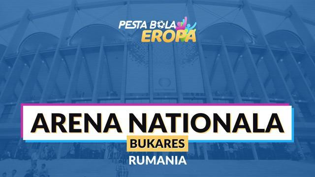 Berita video Profil Stadion Arena Nationala, Stadion Megah di Rumania