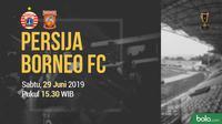 Piala Indonesia - Persija Jakarta Vs Pusamania Borneo FC (Bola.com/Adreanus Titus)