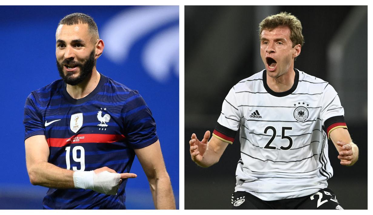 Sempat absen lama dari Timnas, 5 pemain berikut berhasil meyakinkan sang pelatih untuk kembali memanggil mereka dalam skuat menuju gelaran Euro 2020 (Euro 2021). Penampilan terkini bersama klub menjadi alasan utama di balik pemanggilan mereka. (Kolase Foto AFP)