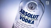 Ilustrasi Foto Minuman Keras Vodka (iStockphoto)