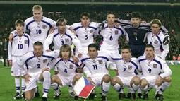 Skuad Ceko di Piala Dunia 2006