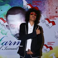 Bersama MPI, hasil dari penjualan album 'The Harmony of Ismail Marzuki' akan Paul T-Five dan musisi lain salurkan untuk membantu masyarakat yang membutuhkan. (Galih W. Satria/Bintang.com)