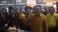 Ketua Umum Partai Berkarya Tommy Soeharto.