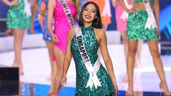 Miss Universe Singapura 2020 Meradang Tak Dilibatkan di Final 2021