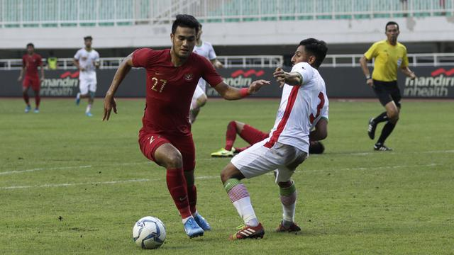 Indonesia U-22 vs Iran U-23