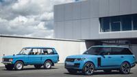 Merayakan ulang tahun ke 50, Land Rover secara resmi menghadirkan Range Rover 50 Limited Edition untuk pasar global. (Car and Bike)