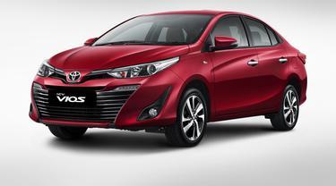 New Toyota Vios 2018 (Foto: PT TAM)